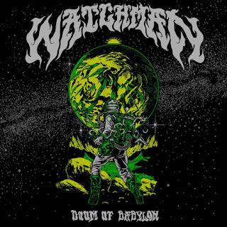 """JUST RELEASED: CD & Album """"Doom of Babylon"""" from WATCHMAN"""