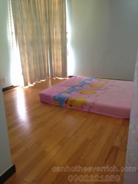 Phòng ngủ của căn hộ Everrich