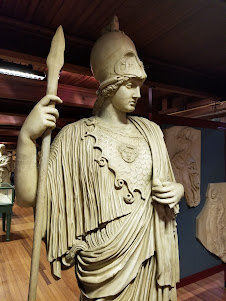 Athena goddess of war & wisdom