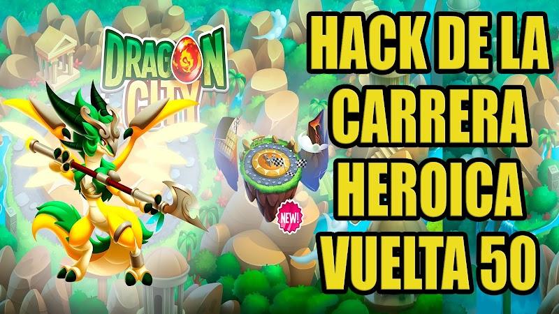 HACK DE LA CARRERA HEROICA VIRAGO MARZO 2020