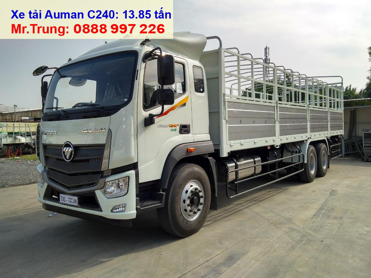 Xe tải Auman C240