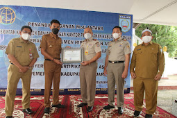 Pemkab Banjar dan BPN Kalsel Jalin Kerjasama Targetkan Sertifikat 150 Tanah