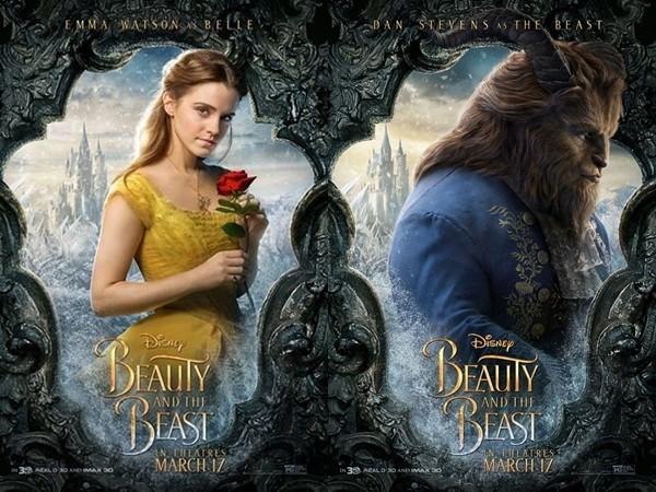 影評  美女與野獸 Beauty and the Beast.反思外表究竟是否重要才是重點   安娜愛閒遊