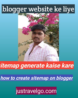 how to submit xml sitemap in Hindi, sitemap for blogger in Hindi