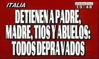 depravados cronica tv