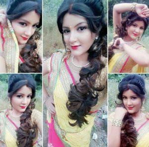 Profil dan Foto Resham Thakkar (Badki Badhu) Serial Thapki ANTV