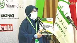 Muslimat Hidayatullah Luncurkan Buku Antologi Hikmah Hadapi Pandemi