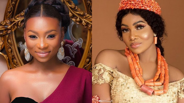 Image result for images of Jaruma and Tacha unfollow each other on Instagram