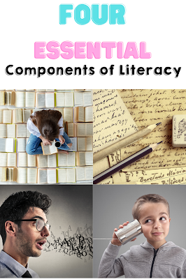 components of literacy