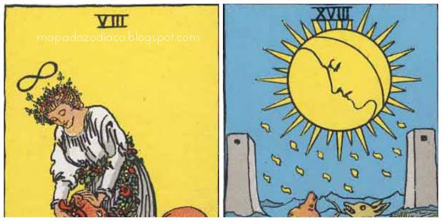 significado das cartas de numero 8 no tarot
