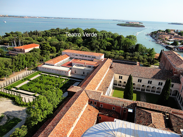 Utajené benátské divadlo, Teatro Verde, benátky