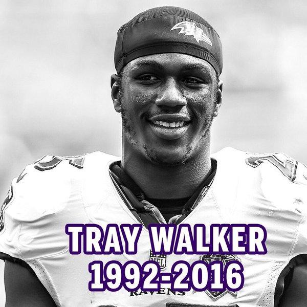 Ron Butler o agente de Walker informou que ele morreu de ferimentos na cabeça