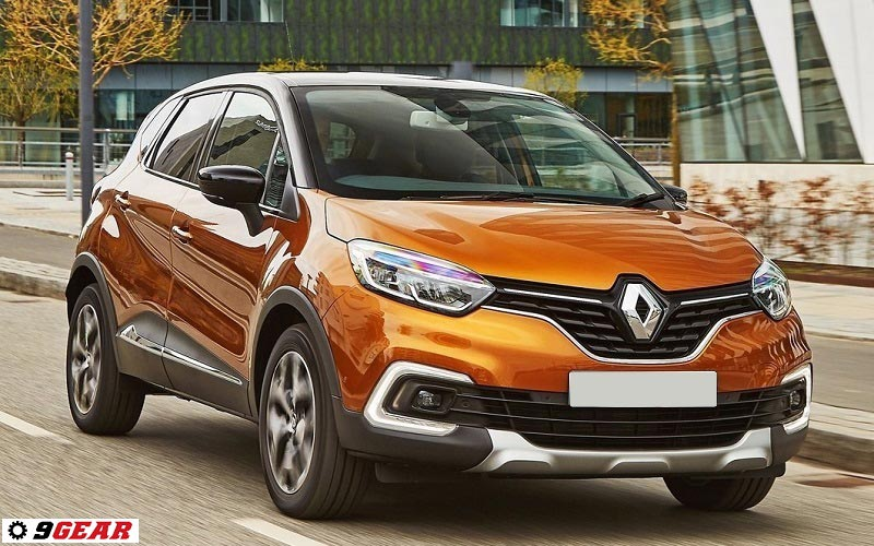 facelifted 2017 renault captur revealed car reviews new car pictures for 2018 2019. Black Bedroom Furniture Sets. Home Design Ideas