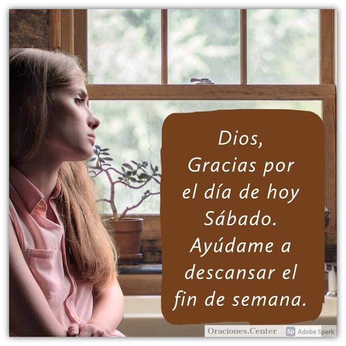 Oración del Día de Hoy Sábado - Que Todo lo que Hagas le dé Gloria a Dios; y Él estará Contigo!