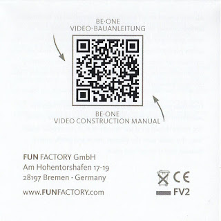 Funfactory BE-ONE QR-Code
