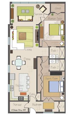 90 Gaj Makan Ka Naksha (90 Gaj House Map Design) | 90 गज मकान का नक्शा