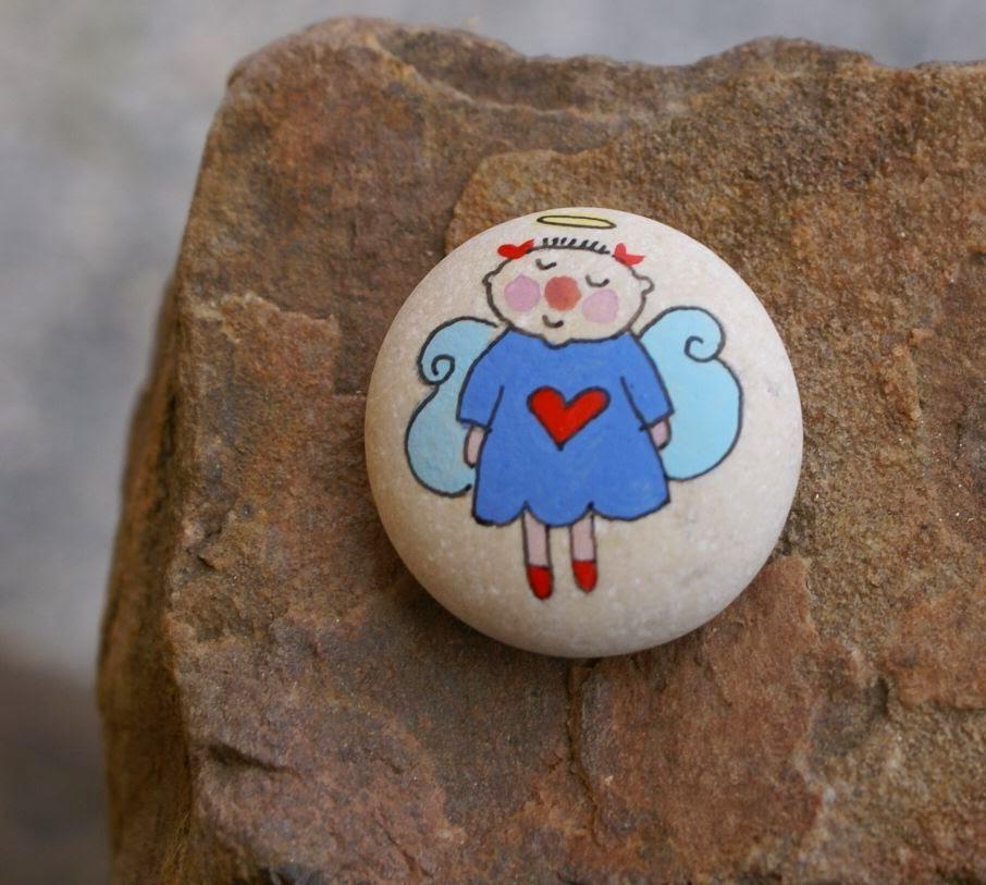 1001 Kreative Und Leichte Ideen Zum Steine Bemalen