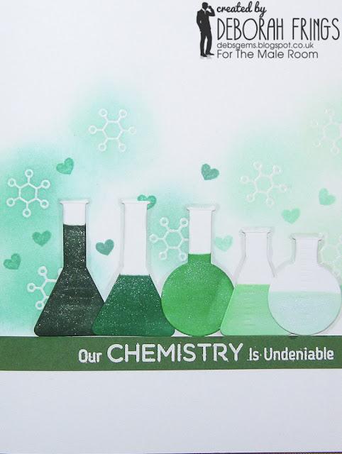Our Chemistry - photo by Deborah Frings - Deborah's Gems
