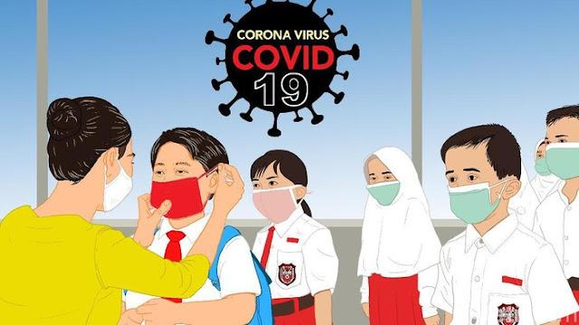 Kasus Covid-19 Melonjak Signifikan, DPR Minta Sekolah Tatap Muka Ditunda 2-3 bulan