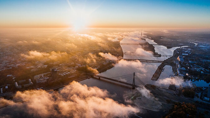 Fotografi Aerial