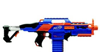 Nexus Nerf Nerf Rapidstrike Cs 18 The Elite Stampede
