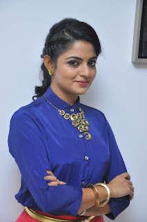 Nikhila Vimal Photos From Meda Meeda Abbayi Audio Launch Event