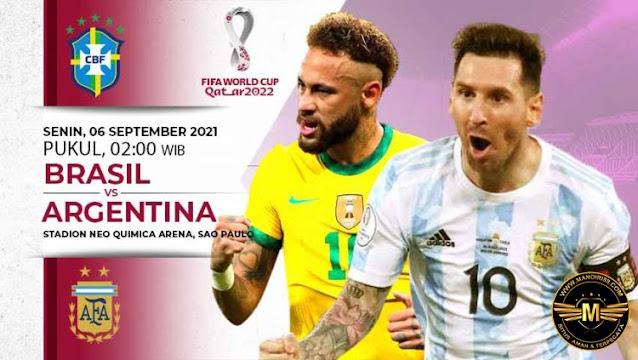 Prediksi Brasil Vs Argentina