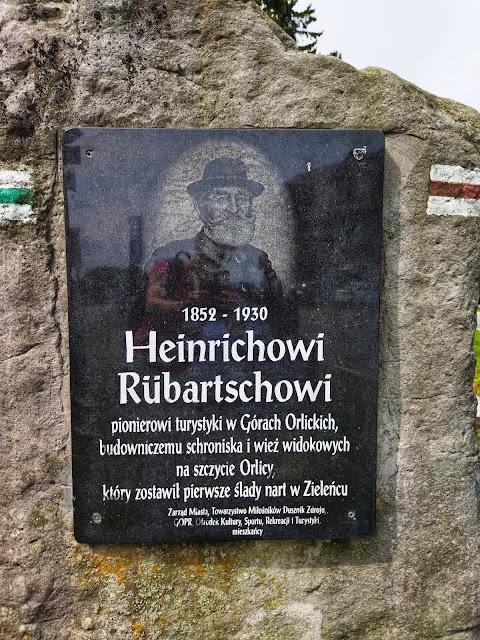 okolice Dusznik Zdrój - Zieleniec blisko Wrocławia