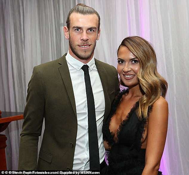 Real Madrid star Gareth Bale marries his childhood sweetheart in secret