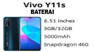 Vivo Y11s Harga dan Spesifikasi