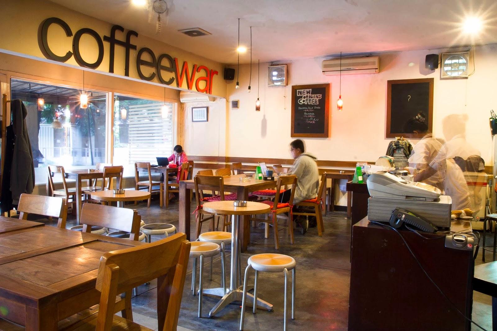 Cafe Oh La La Jakarta Selatan