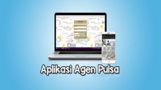 Aplikasi Agen Pulsa