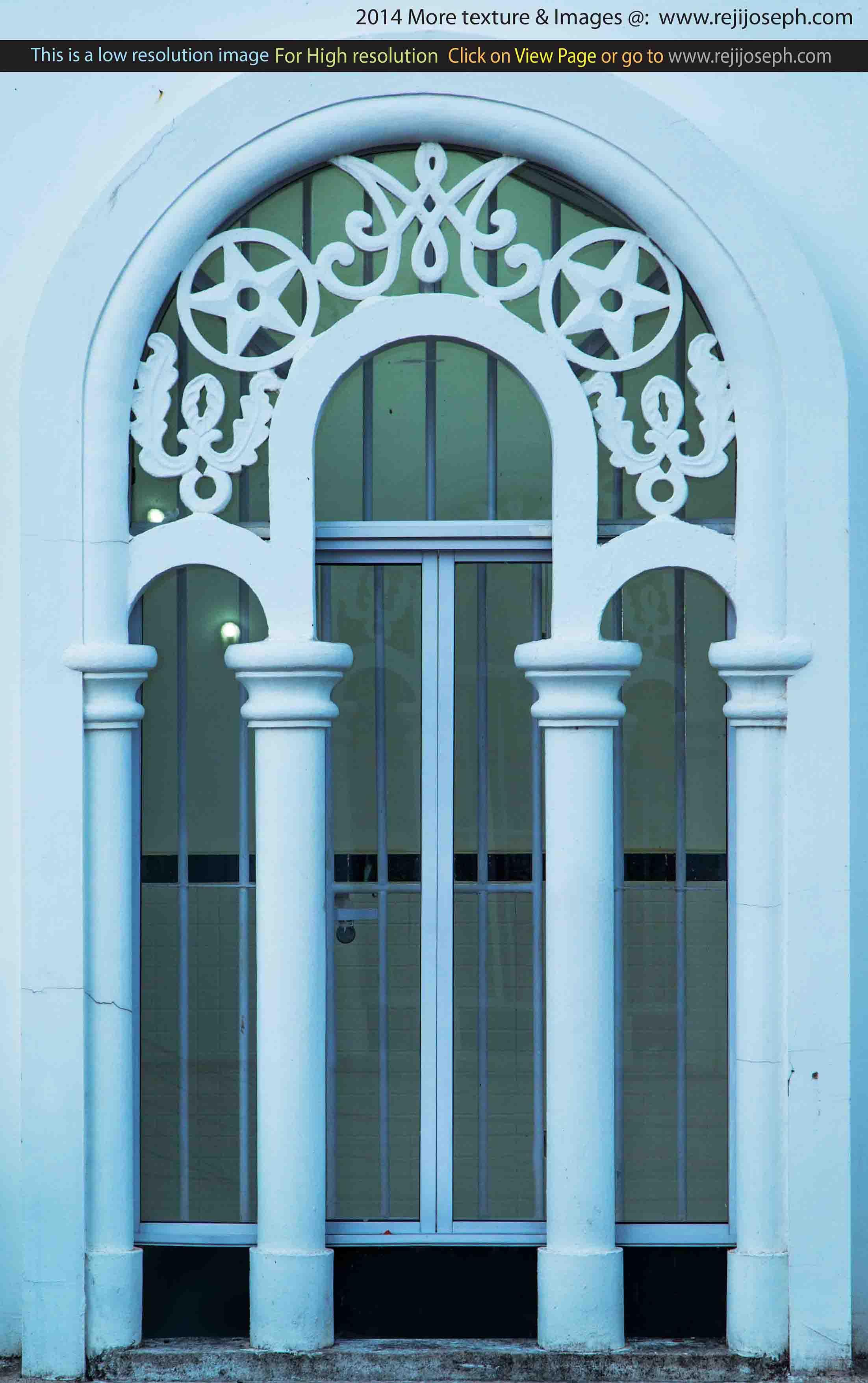 Arch Window 00001