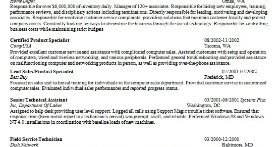 assistant store manager resume pattern in word format free