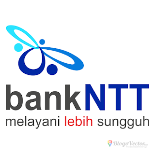 Bank NTT Logo Vector