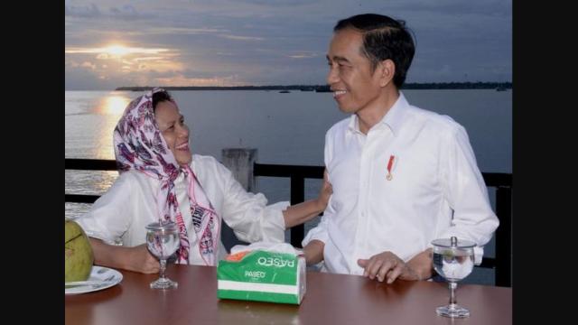 Soal Peluang Iriana Jokowi Nyapres Pada 2024, IPR: Sulit, Masih Dianggap Ibu RT