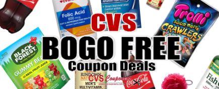 cvs bogo free coupon deals