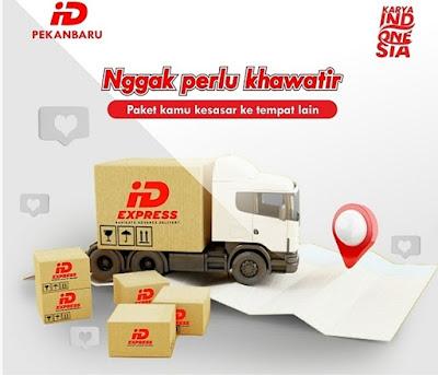 Lowongan kerja PT. Kharisma Jet Ekspressindo (ID EXPRESS) Pekanbaru Mei 2021