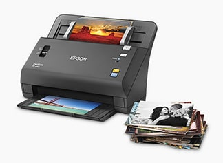 Epson FF-640 Driver Scanner