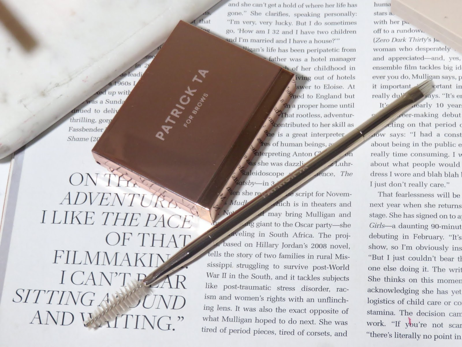 Patrick Ta Major Brow Shaping Wax Review