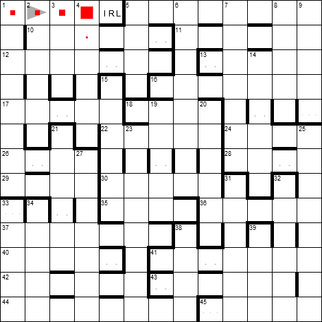 Odd One Out by eXtent - The Inquisitor - Grid Outline
