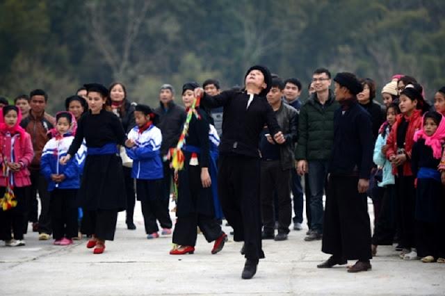 Traditional Khu Cu Te festival of La Chi ethnic group, Ha Giang 6