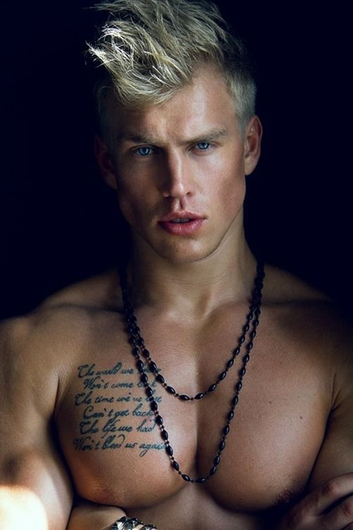 quotes Chest Tattoos For Men
