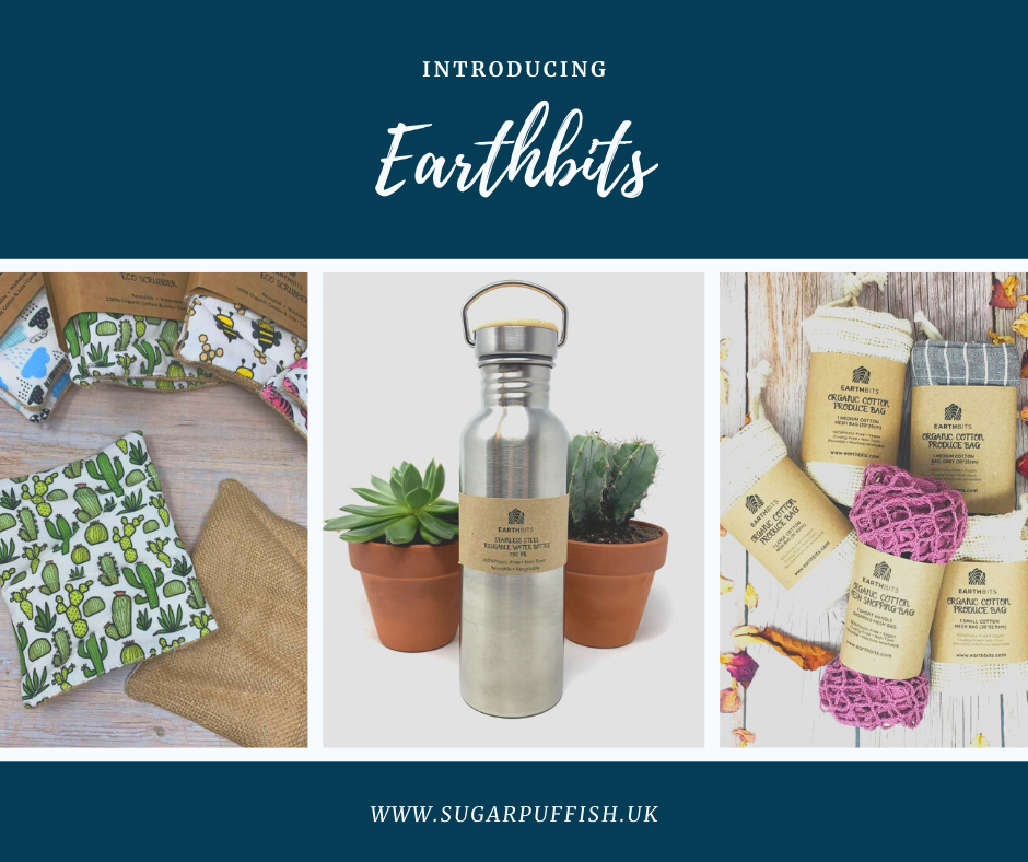 Introduction to Earthbits natural, ethical and zero waste online shop