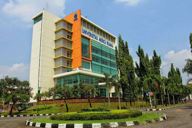 Ekstensi D3 Ke S1 Universitas Mercu Buana Tahun 2018