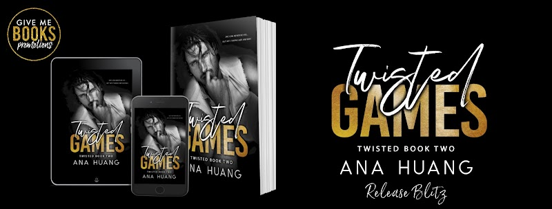 Release Blitz: Twisted Games by Ana Huang