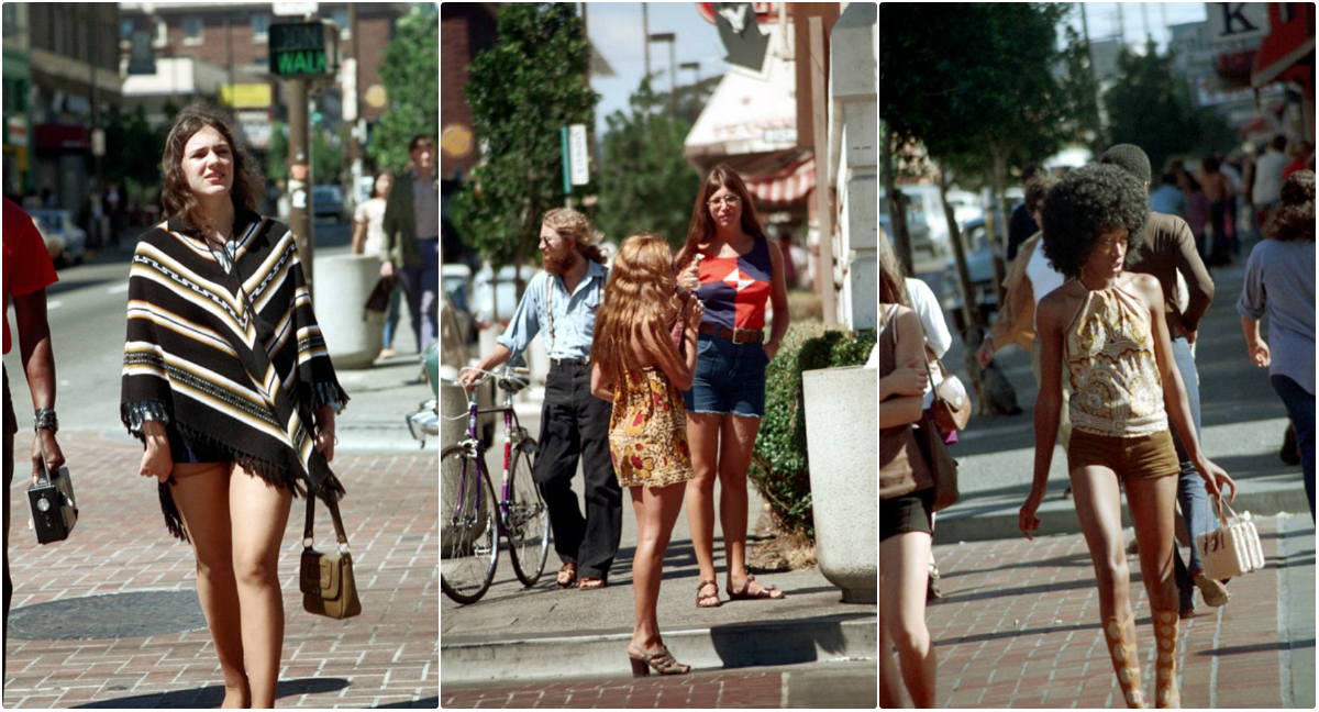 37 Cool Pics That Capture Young People of Berkeley, California in the Early 1970s