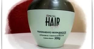 Amend Hair Dry com D'Pantenol, Creatina e Silicone