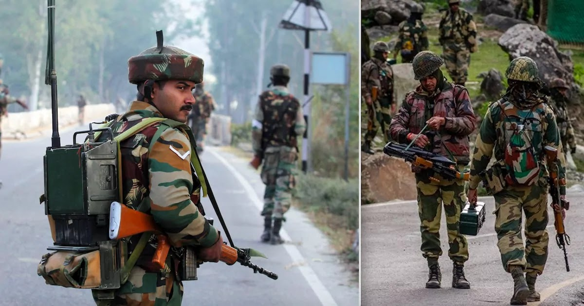 3 Indian Soldiers Have Been Killed By Pakistani Attacks In The Disputed Region Of Kashmir