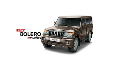 Mahindra Bolero Power Plus pics